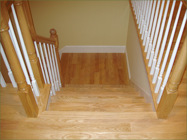 Dust free wood floor sanding
